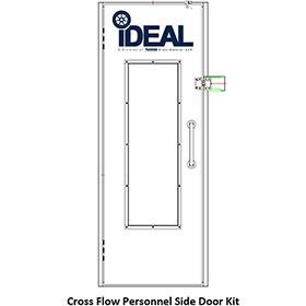 Additional Personnel Door Kit