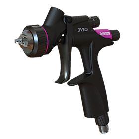 DeVILBISS DV1s HVLP Gravity Gun Kit - 704533