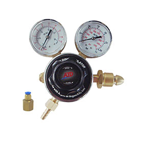 ATD Tools Mig Welder 2-Gauge Regulator
