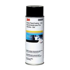 3M Rocker Panel Spray, Grey - 08889