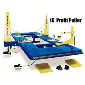 Chassis Liner Profit Puller 2 Tower 360 Degree Frame Rack - (16')
