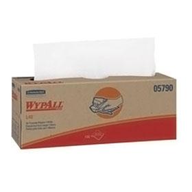 "Wypall L40 - 16.4"" x 9.8"" - 9 boxes 100 wipers per box - 5790"