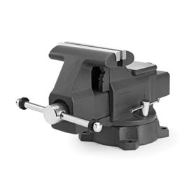 "Titan Tools 6"" Professional Mechanics Bench Vise"