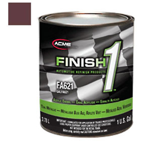 Sherwin-Williams Finish 1 Candy Apple Red Paint - FA673