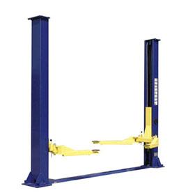 9,000 lb. Two Post Symmetric Lift Floor Plate Model