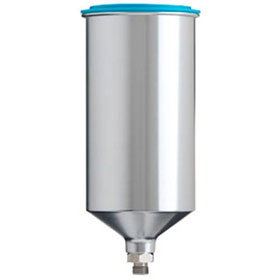 Anest Iwata 1000 mL Aluminum Cup
