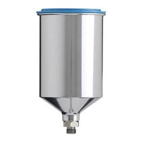 Anest Iwata 700 mL Aluminum Cup - 6032D