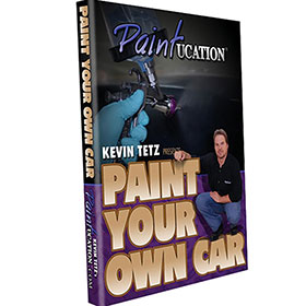 Kevin Tetz Paintucation Training DVDs