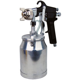 ATD Tools 1.8mm Suction Style Spray Gun - 6810