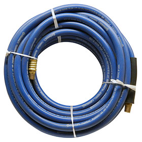Blue PLIOVIC 25' Air Hose 3/8""