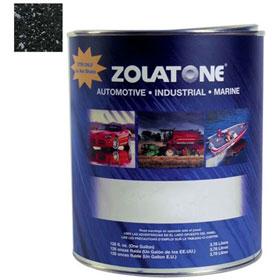Zolatone 20 Onyx Black Paint Finish - Quart - 20-71-QT