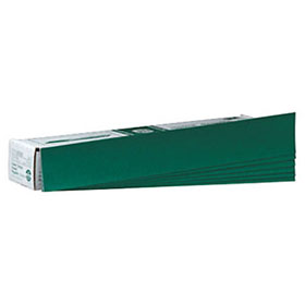"3M Green Corps 2-3/4"" x 16-1/2 Hookit Regalite Sheets"