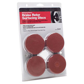 3M Roloc Brake Rotor Surface Conditioning Disc Refill Pack - 01411