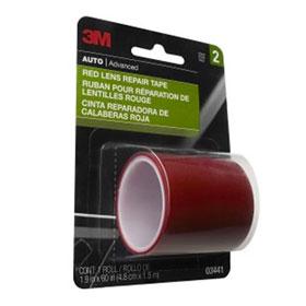 3M Red Lens Repair Tape - 03441