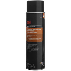 3M Professional Grade Rubberized Undercoating - 03584