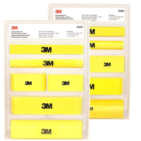 3M Stikit Sanding Block Kit - 05692