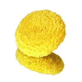 "3M Perfect-It Wool Polishing Pad, 9"" - 05754"