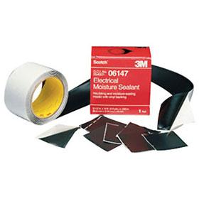 "3M Scotch Electrical Moisture Sealant Roll, 2 1/2"" x 10ft - 06147"