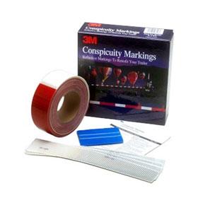 "3M Diamond Grade Conspicuity Marking Kit 983, 2"" x 25 yard - 06398"