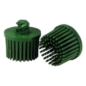 "3M Roloc Bristle Discs - 1"" Green 10 Pack - 07530"