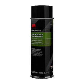 3M Super Trim Adhesive Yellow - 08090