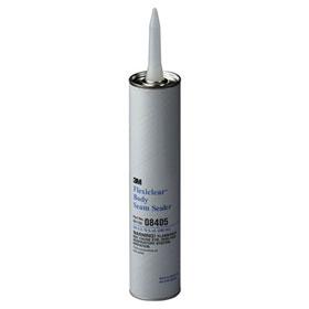 3M Flexiclear Body Seam Sealer - 08405