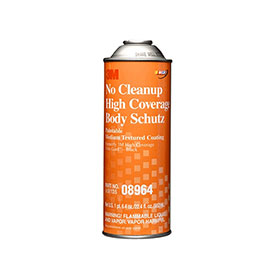 3M No Cleanup High Coverage Body Schutz Coating - 08964