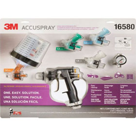 3M™ Accuspray™ONE Spray Gun System with PPS™ - 16580