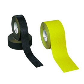 "3M Safety-Walk Slip-Resistant Conformable Tapes and Treads 510, 6"", Black - 19282"