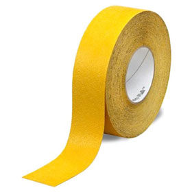 3M Safety-Walk Slip-Resistant Conformable Tape 530, Safety Yellow