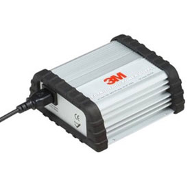 3M Power Supply with AC Power Cord, AC input 100-240 volt, Full Range, DC output 30 volt, 5 amp - 28436