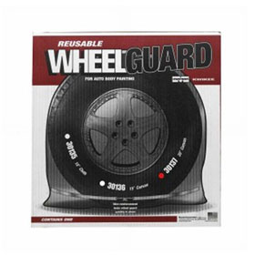 Marson Kwikee 20-inch Heavy-Duty Canvas Wheel Masker - 30137