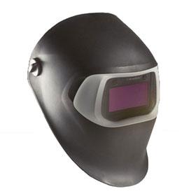 3M Speedglas™ Black Welding Helmet 100 with Auto-Darkening Filter
