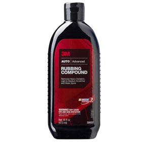 3M Rubbing Compound - 39002