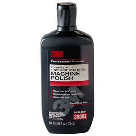 3M Finesse-it II Finishing Material - Machine Polish, 16 fl oz - 39003