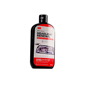 3M Headlight Renewal Restorer - 39162