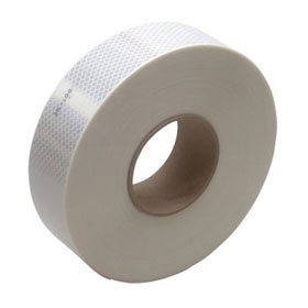 """3M Diamond Grade Conspicuity Marking Roll 983-10 White, 2"""" x 150ft - 67537"""