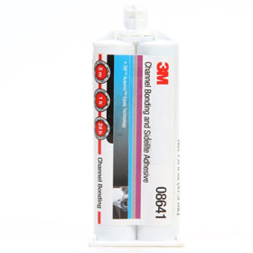3M Automix Channel Bonding and Sidelite Adhesive - 08641