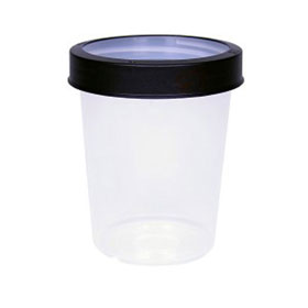 3M PPS Mixing Cups & Collars Midi Size 16122