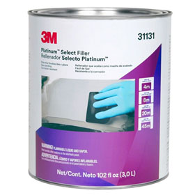 3M Platinum Select Filler - 31131