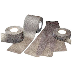 3M Safety-Walk Slip-Resistant Medium Resilient Tapes 370, Gray