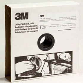 3M Utility Cloth Roll 314D, 1