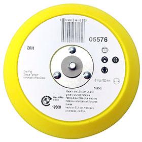 "3M Stikit 6"" Disc Backup Pad - 05576"