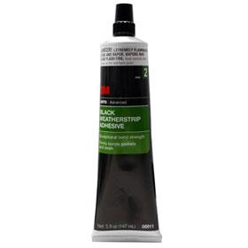 3M Black Weatherstrip Adhesive - 08011