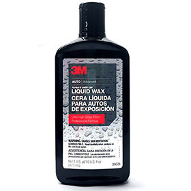 3M Perfect-It Show Car Liquid Wax - 39026
