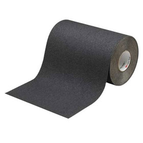 """3M Safety-Walk Slip-Resistant Conformable Tapes and Treads 510, 12"""", Black - 19283"""