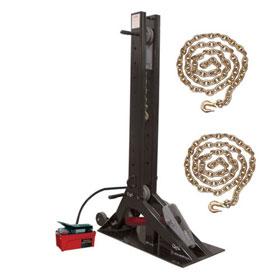 Champ 10-Ton Power Pull Post Kit - 4008