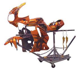 Champ Universal Parts Stand - Motorcycle Model - 4032