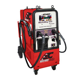 Chief MultiMIG 522 Welder - EL900010