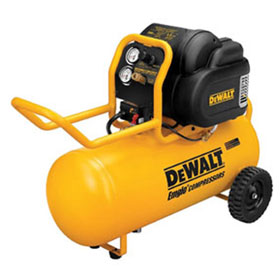 DeWalt Workshop Compressor 1.6HP/15GAL/200PSI - D55167